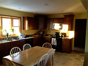 Kitchen Remodel Completed in Stillwater, MN